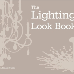 灯饰设计图:The Lighting Look Book2016