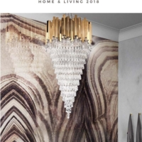 灯饰设计图:Luxury Chandeliers 2018